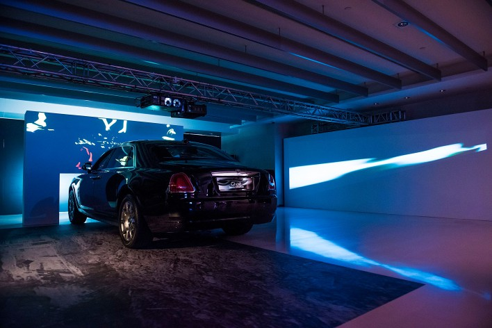 Rolls-Royce Motor Cars Unveils A New Commission By Morgan Wong