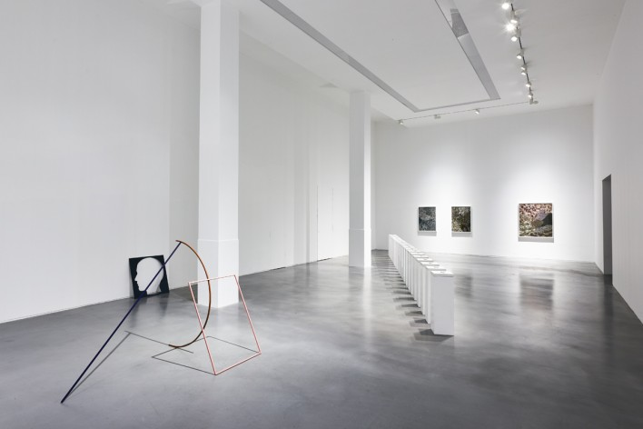 Frame of the Images; Boundary of the Time - Condo Shanghai installation view 6